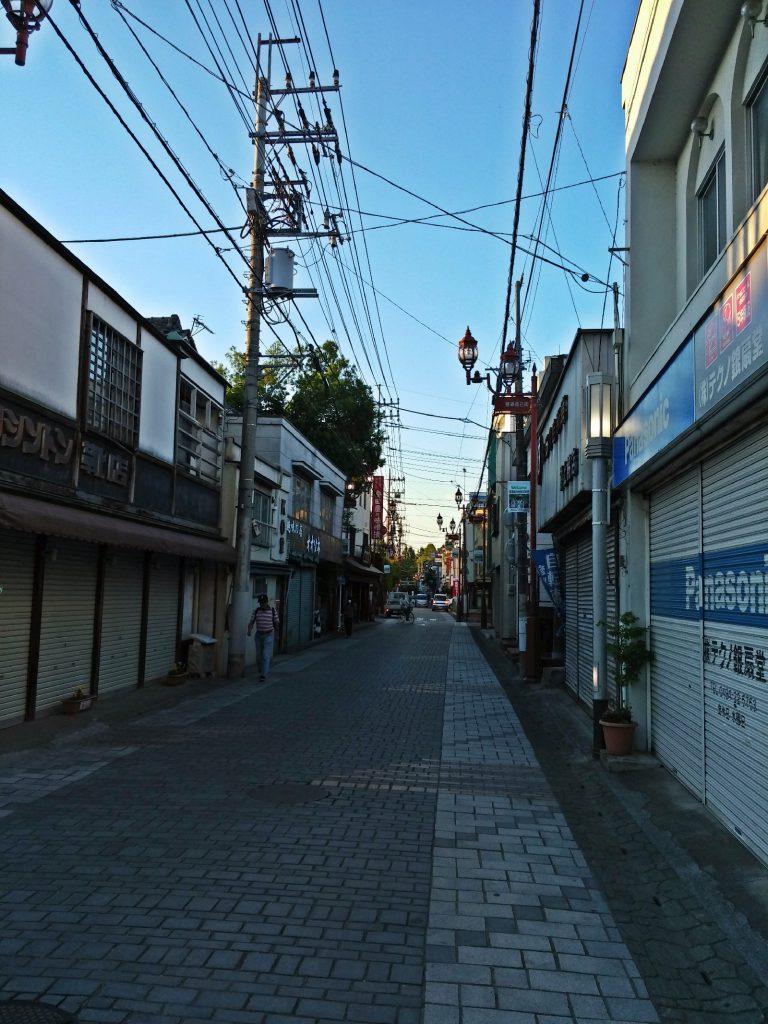 秩父中心街