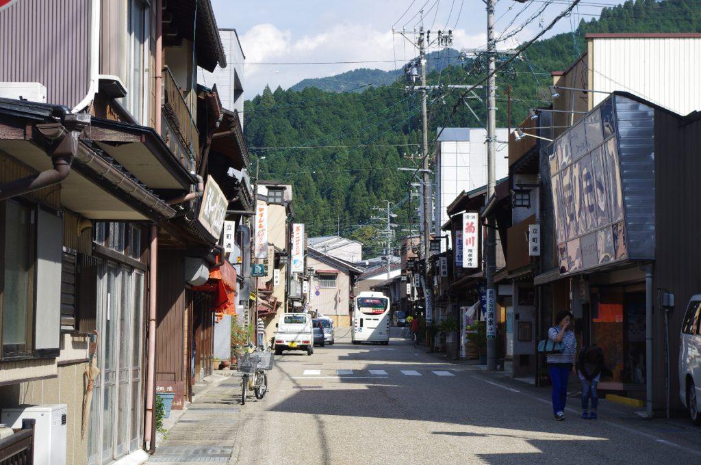 昭和の町並み