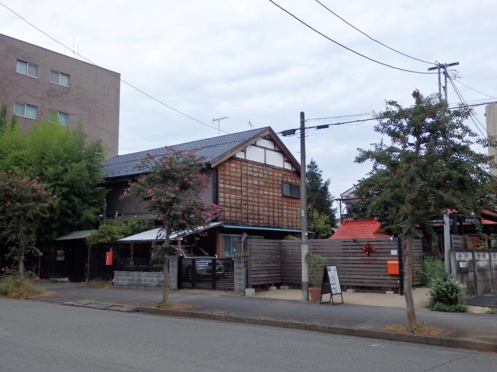 八王子市田町の古民家カフェ