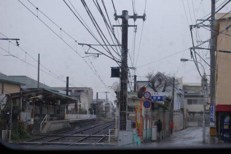 太田駅。駅前は狭いが、バスと電車の乗り継ぎは簡単。