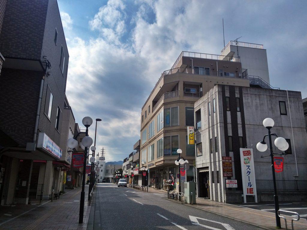 渋沢商店街