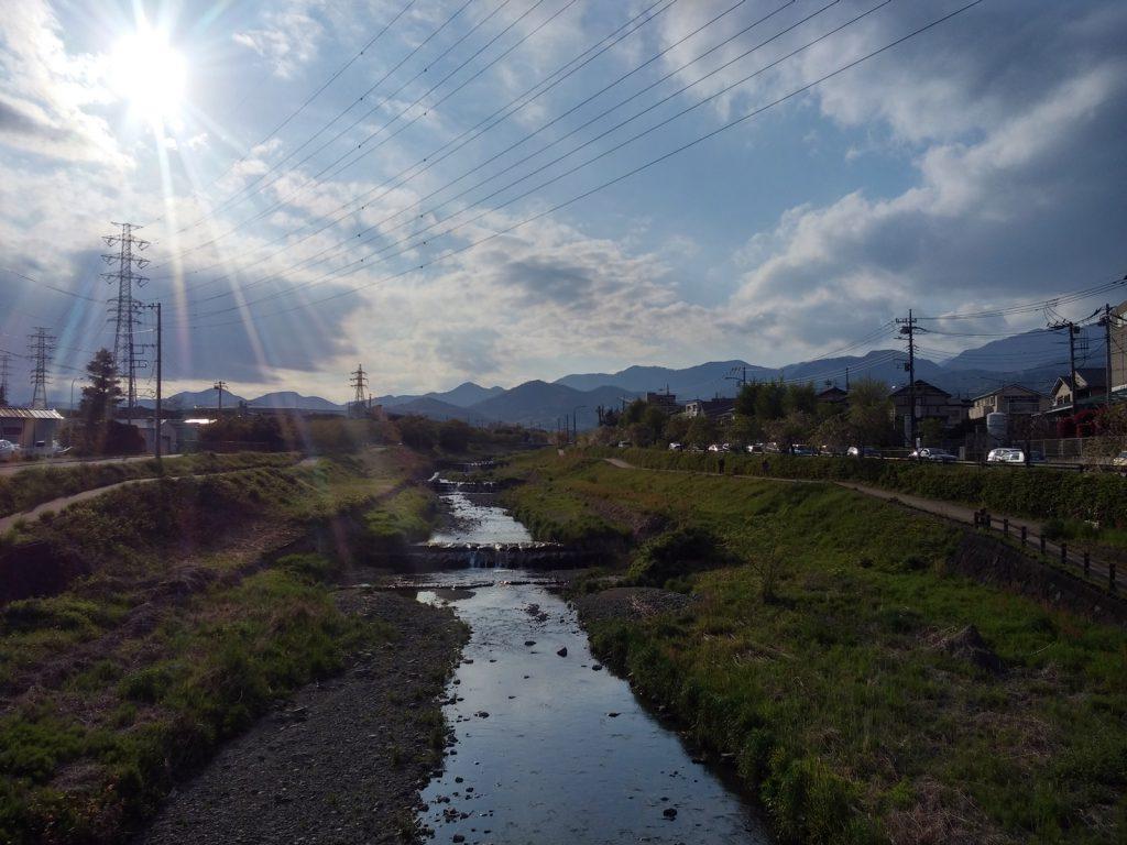 水無川(秦野市)