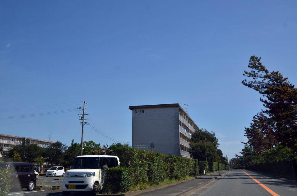 遠州浜団地(白井)