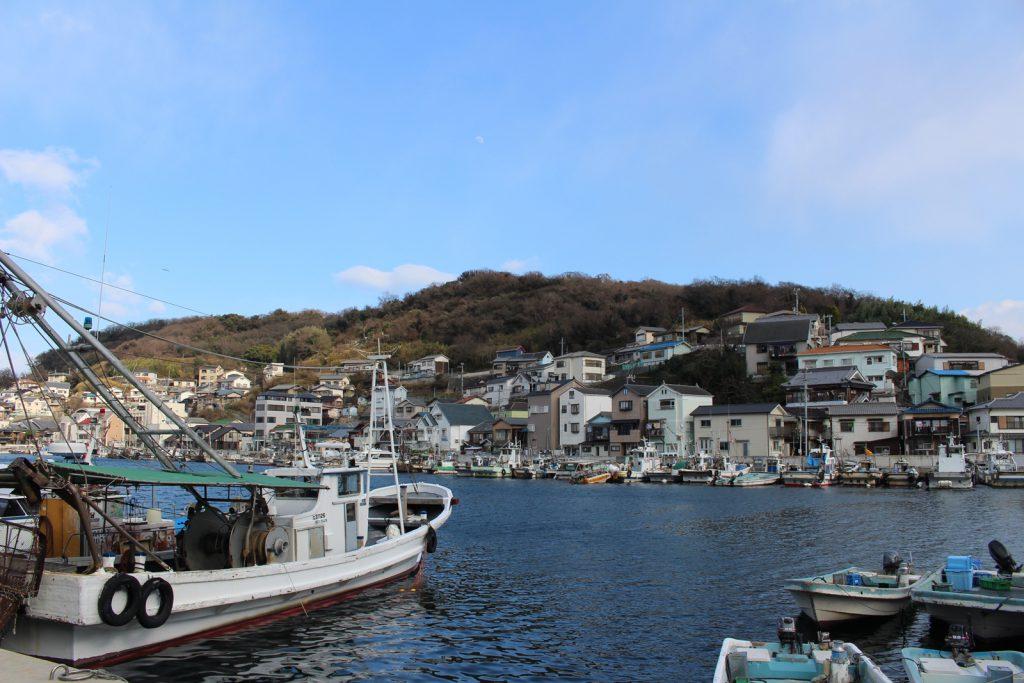 瀬戸内海の島、家島