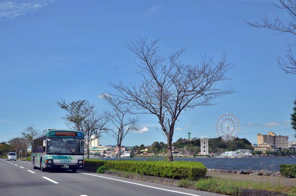 パルパルと遠鉄バス
