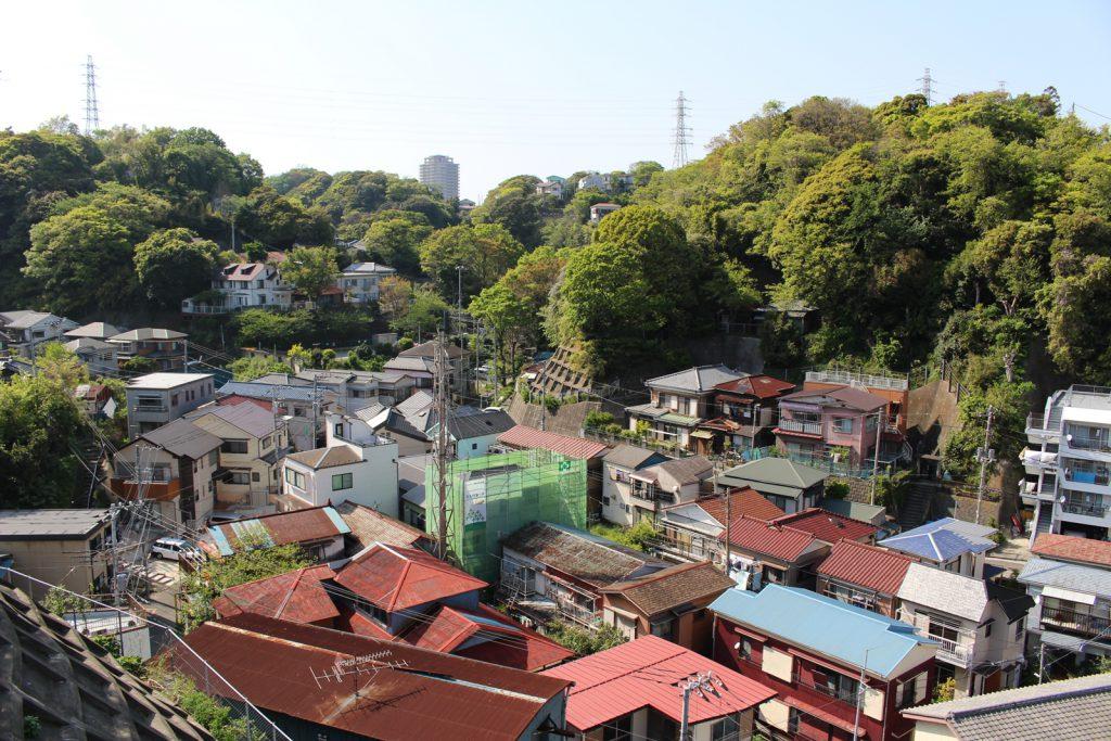 横須賀市汐入地区