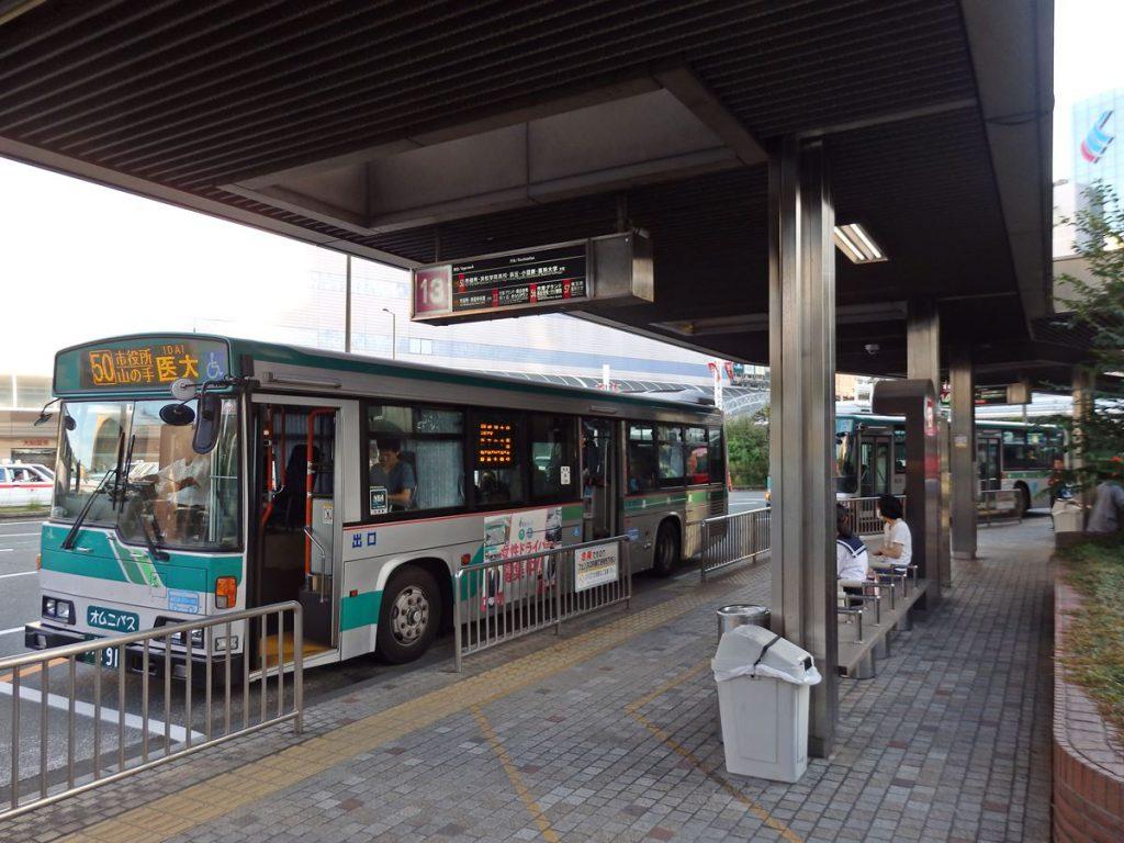 浜松バスターミナル