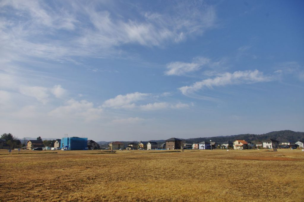 吉備高原都市後期A地区