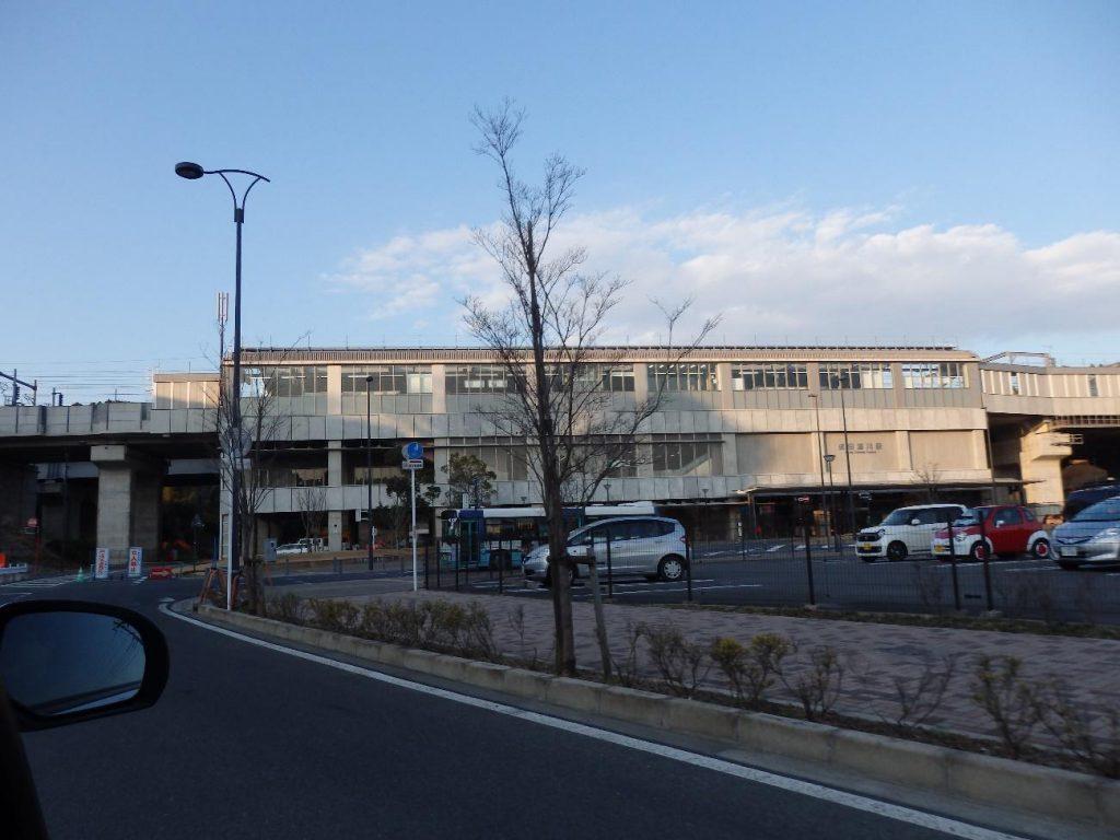 成田湯川駅