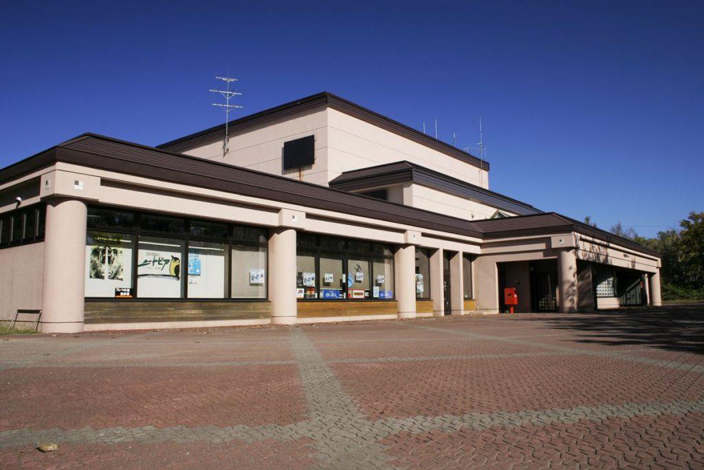 知床自然センター外観