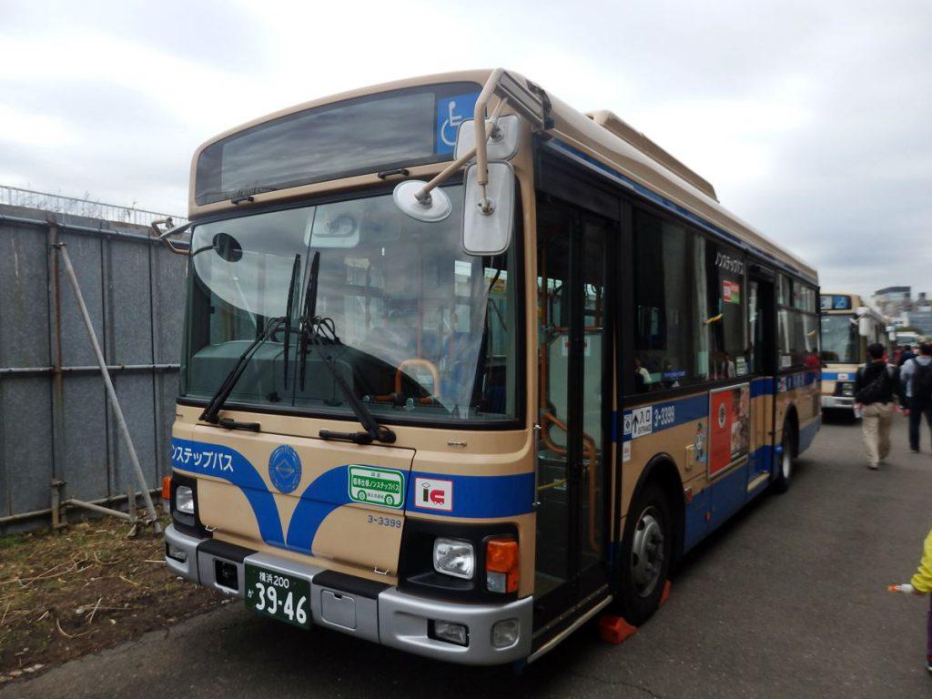 横浜市営バス(横浜市交通局)