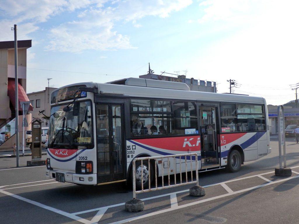 小川町からみどりが丘へはバスによるアクセスとなる