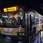 【交通】「寝過ごし救済バス」の実力は?―年末深夜輸送レポート:その2・西東京バス編