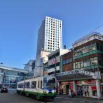 【まちのすがた】県庁移転と戦災復興で大きく変化した福井市の市街地